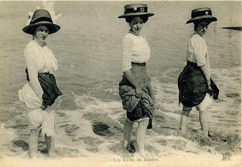 1900 Femme De Maillot Bain Annee Flktc1j HE29DI