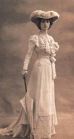 Baronne 1900