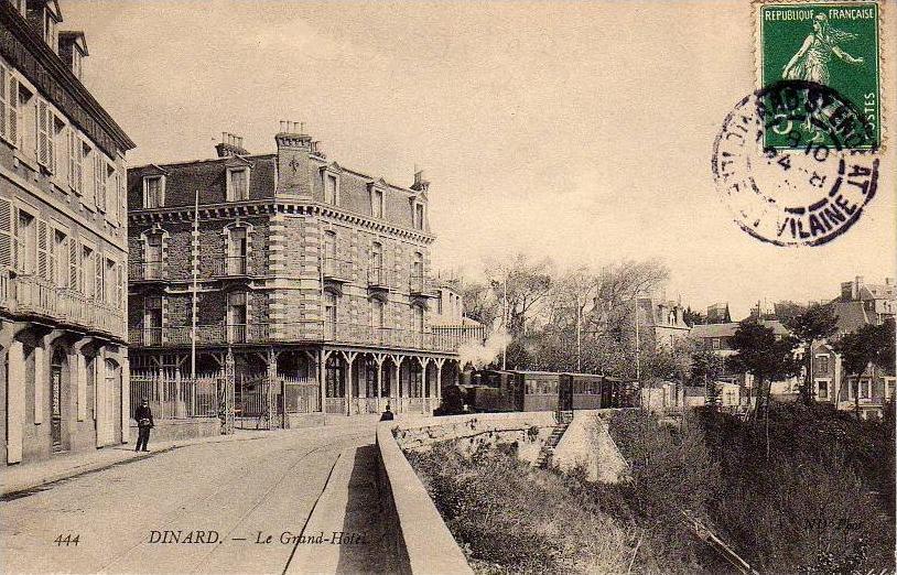 Dinard tramway
