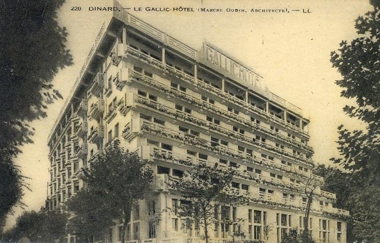 Gallic hotel