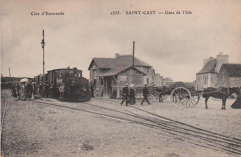Gare saint cast