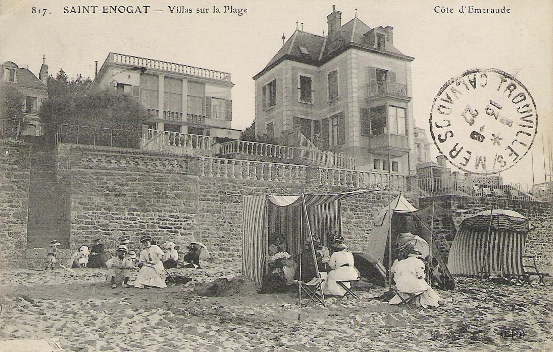 Villa saint enogat